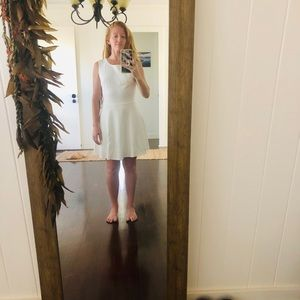 A white dress worn once for my wedding reception!